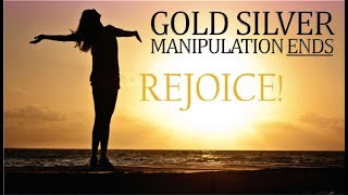 Gold Silver Manipulation ENDS May 2018! (Bo Polny)