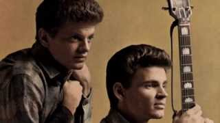 The Everly Brothers - Stick With Me Baby