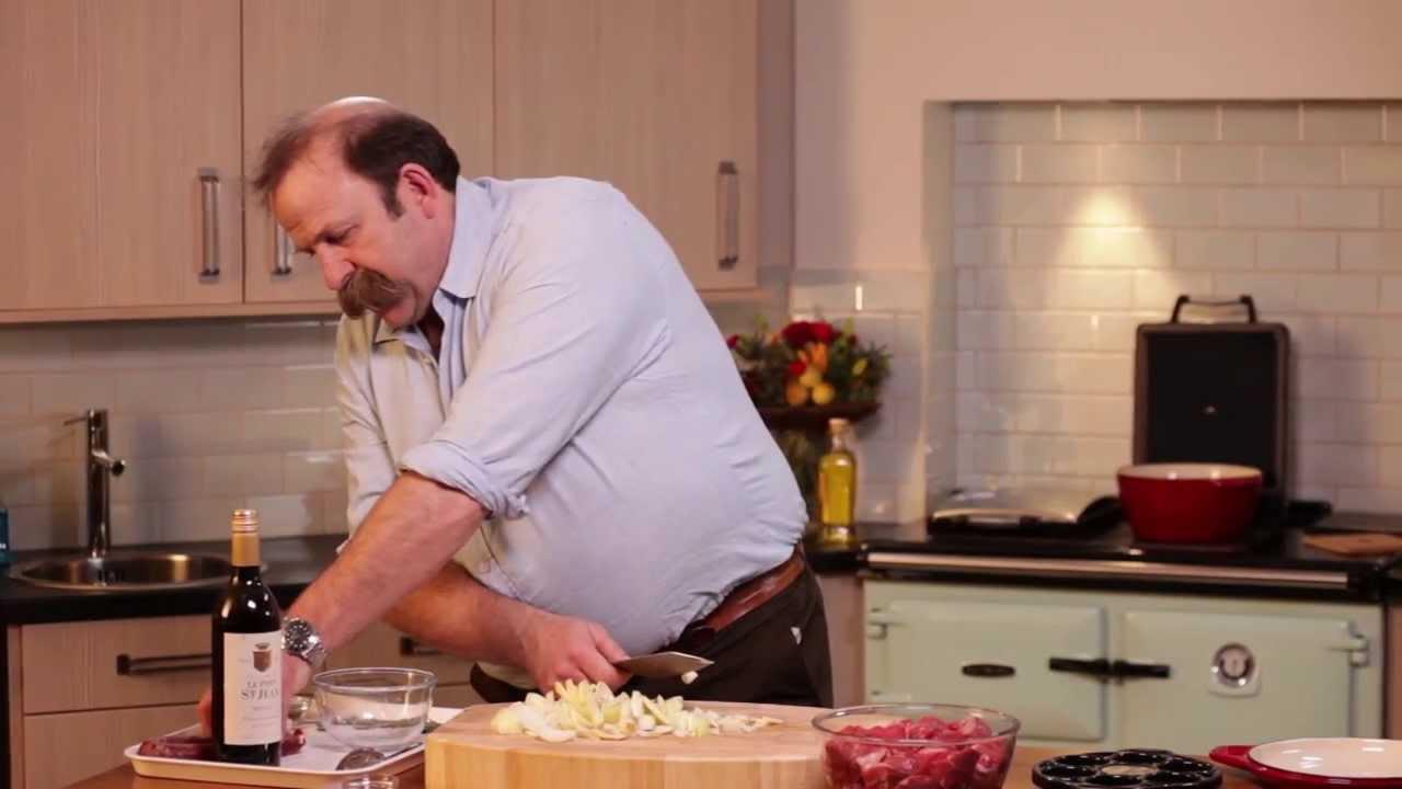 rayburn cookers and dick strawbridge autumn recipe