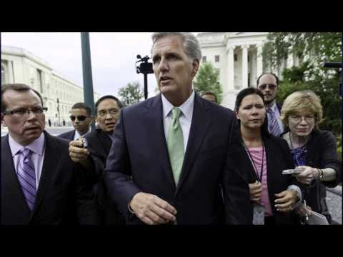 Rep. Kevin McCarthy is new House majority leader