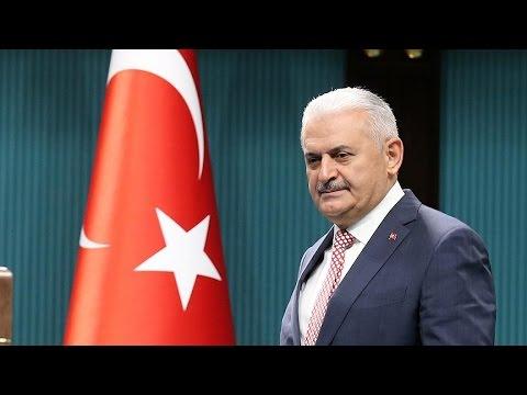 """Başbakan Binali Yıldırım, AK Parti Elazığ İl Başkanlığının düzenlediği """"Vefa Buluşması""""nda konuşuyor"""