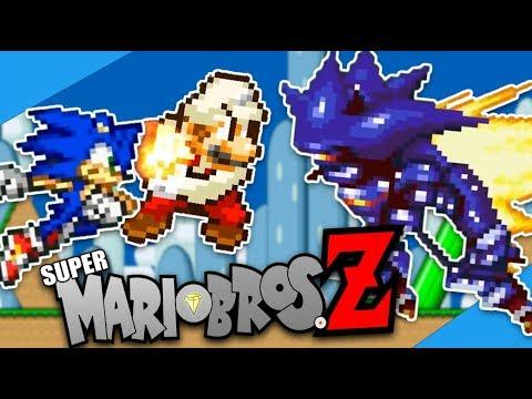 SUPER MARIO BROS Z: The BEST Series Ever! - Diamondbolt