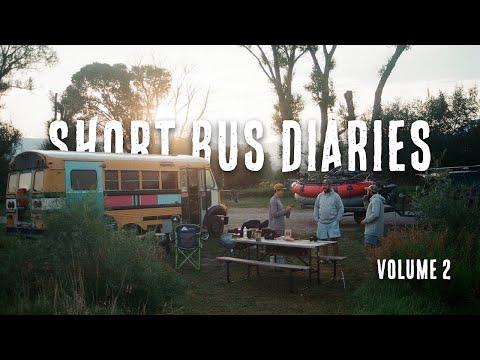 13 DAY FLY FISHING TRIP THROUGH MONTANA   Short Bus Diaries Volume 2   FULL MOVIE