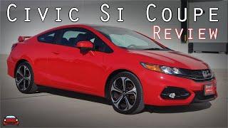 Honda Civic Si Coupe 2014 Videos