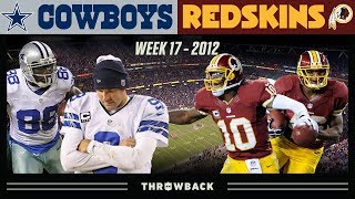 The NFC East Championship! (Cowboys vs. Redskins 2012, Week 17)