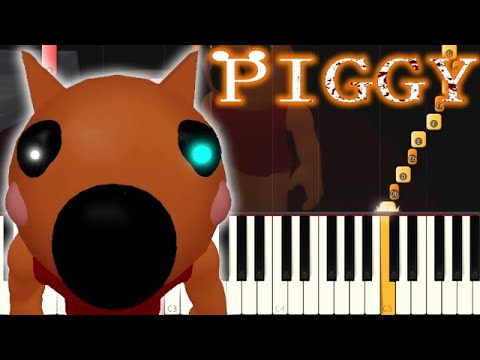 Piggy Roblox Foxy Soundtrack Song Youtube