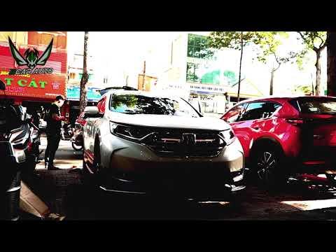 Độ Body Kit Xe Honda CRV 2018 Tại Bcarauto