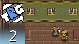 The Legend of Zelda: A Link to the Past – Episode 2: Gambling my Life Away