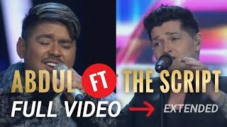 Video Abdul feat The Script - The Man Who Can't Be Moved download MP3, 3GP, MP4, WEBM, AVI, FLV Mei 2018