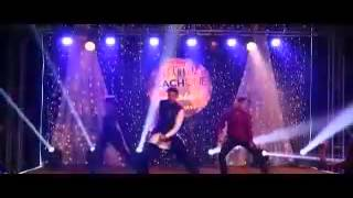 Fab5 performance at fusion concert