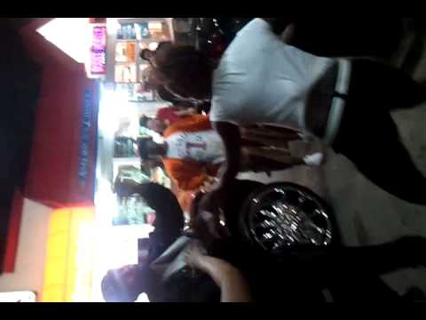 #Chicago ave fight