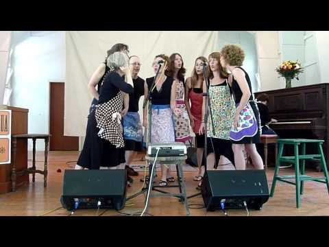 The Laurel Park Ladies Whistling Choir  Bohemian Rhapsody