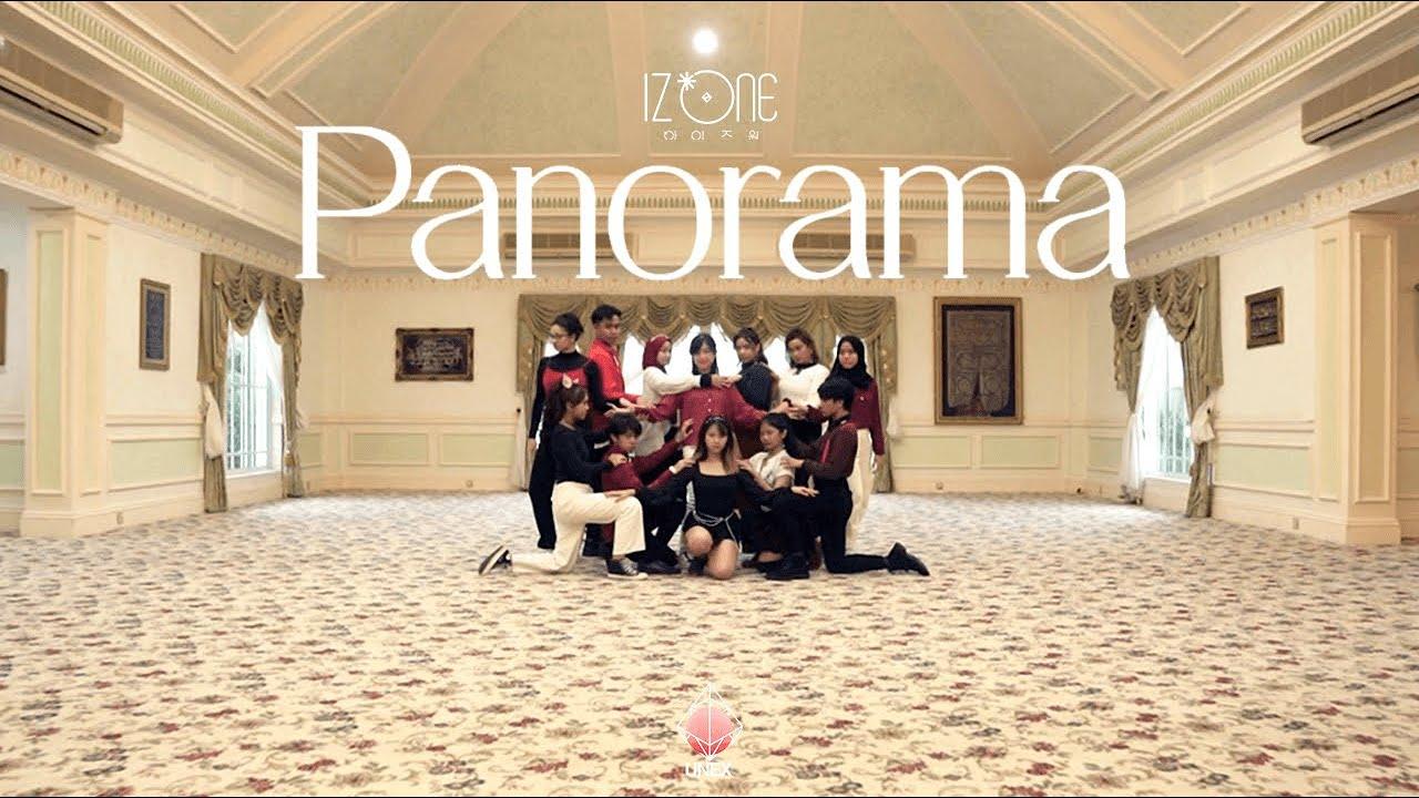 Download IZ*ONE - 'Panorama'   UNEX DANCE COVER from Brunei