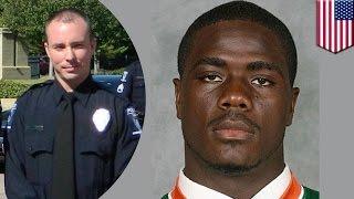 Charlotte police shooting: dashcam video released in Randall Kerrick trial - TomoNews