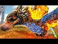 watch he video of LE PUISSANT PHOENIX ARRIVE ! | ARK: Survival Evolved ! #Ep173
