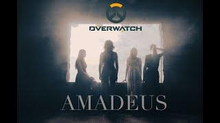 Overwatch Soundtrack [Oasis Theme] - Amadeus Electric Quartet