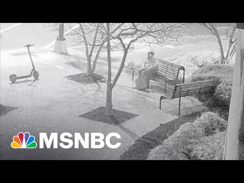 FBI Releases New Video Of Jan. 6 Pipe Bomb Suspect