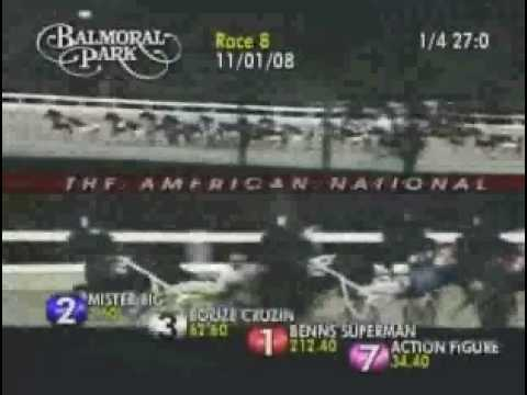 Won The West 2008 Balmoral AmNational PACE $200,000 1:49.2