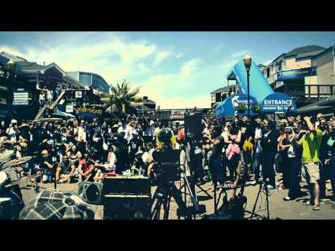 "WJM ""Whole Lotta Love"" Pier 39 SF, June 1st, 2013"