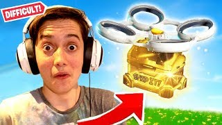 *WINNING* Using ONLY Supply Drones CHALLENGE (VERY DIFFICULT!)