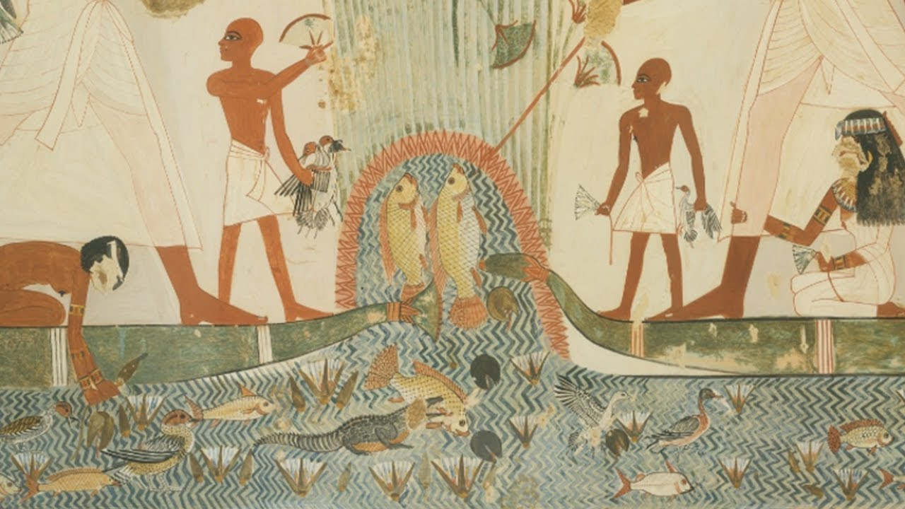 Cuisine Of Ancient Egypt History Of Egyptian Food Dining Customs And Diet Youtube