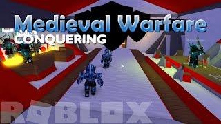 "ROBLOX medieval Warfare: Reforged ""CONQUISTANDO!""-episódio 2"