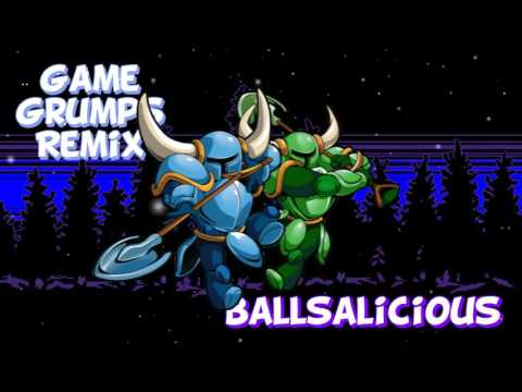 Game Grumps Remix: Ballsalicious