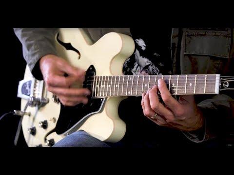 Gibson Memphis Tamio Okuda Signature 1959 ES-330 #111 of 150  •  SN:  A09495