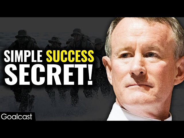 Make Your Bed speech - William McRaven, US Navy Admiral