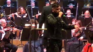 oomph auf kurs with symphonie orchestra zielona góra gothic meets klassik 2017