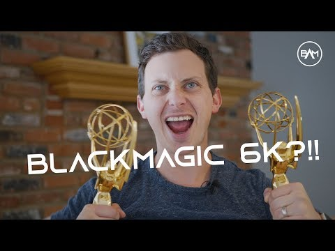 The ULTIMATE Blackmagic Pocket Cinema Camera 6K Review!