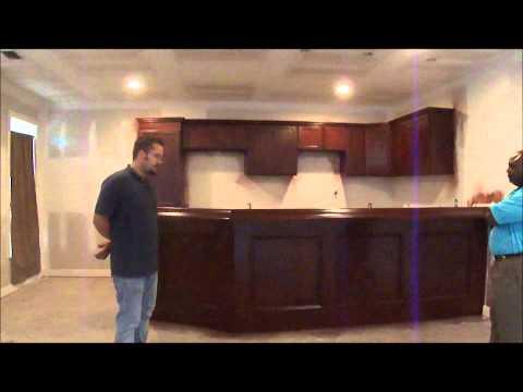 Basement Bar Ideas|Basement Remodeling Atlanta (404)974-7100 Custom Bar