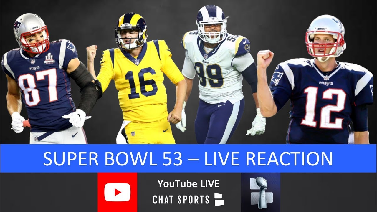 Super Bowl 53: Patriots Rams Preview, How to Watch Online, Free Streaming ...