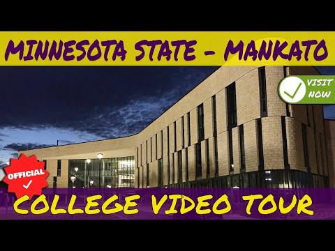 Minnesota State University - Mankato Campus Tour
