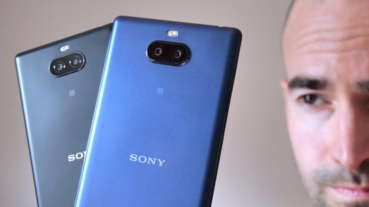 Sony Xperia 10 vs 10 Plus | Camera Comparison - YouTube