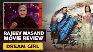 Dream Girl Movie Review By Rajeev Masand (हिंदी) | Ayushmann Khurrana | Nushrat Bharucha | SHOWSHA