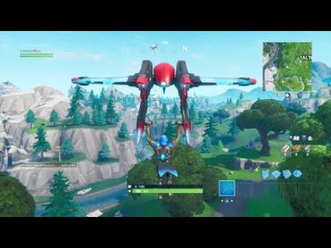 Fortnite season 9 Fortbytes 67 finally
