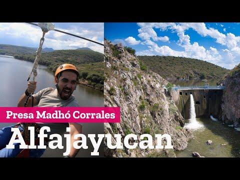 Presa Madhó Corrales y Hacienda El Bermejo en Alfajayucan Hidalgo
