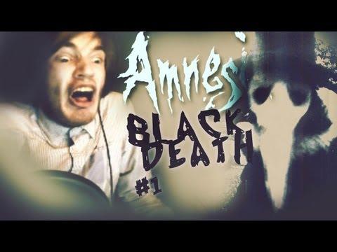 CREEEEEEEPY! ;_; - Amnesia: Custom Story - Part 1 - Black Death