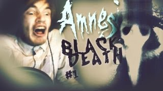 CREEEEEEEPY! ;_; - Amnesia: Custom Story - Part 1 - Black Death
