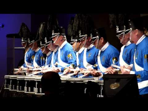 Little Drummer Boy  Snare Drumline Encore Performance