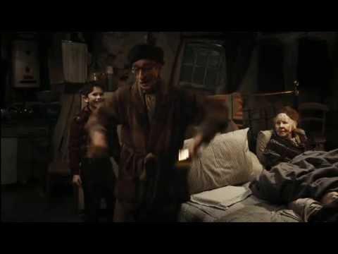 Charly and the Chocolate factory Grandpa Joe Dance
