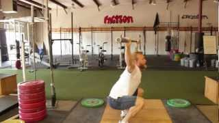 How to Shrug Under the Bar: Improve Your Snatch for CrossFit workouts - TechniqueWOD