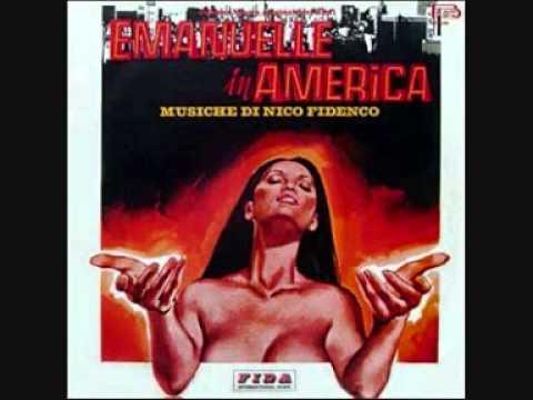 Emanuelle In America Italia 1977 De Nico Fidenco