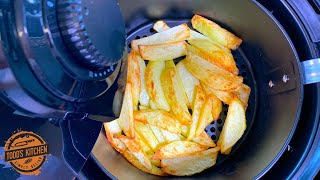 How to Cook Fries in an Air Fryer - Chips recipe