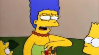 The Simpsons rubik's cube