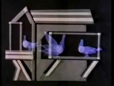 Collection of Nippon Television's Idents, Hato no Kyojitsu