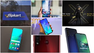 Galaxy s11 Plus,Moto G8 Plus,Tab S3 update, Vodafone new package,realme x2 Pro,Samsung reverse notch