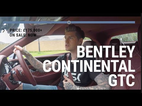 First Drive Review    Bentley Continental GT Convertible - disgustingly luxurious