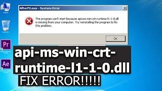 api-ms-win-crt-heap-l1-1-0.dll download 64 bit free itunes